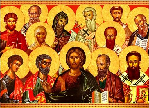 Canoanele Sfinților Părinți