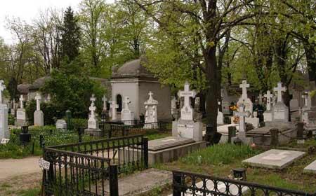 Regulamentul pentru organizarea şi funcţionarea cimitirelor parohiale şi mănăstireşti din cuprinsul Patriarhiei Române