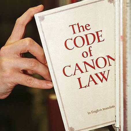 CODEX IURIS CANONICI al Bisericii Catolice și Greco-Catolice