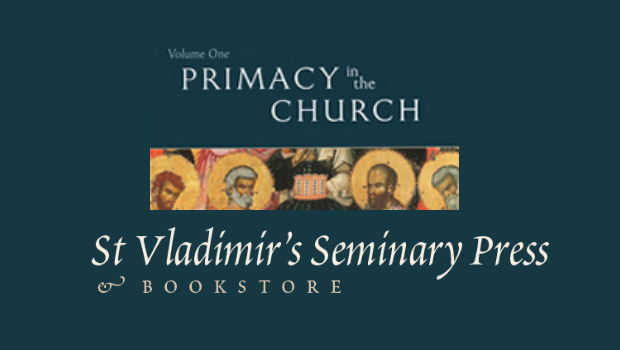 John Chryssavgis (ed.), Primacy in the Church: The Office of Primate and the Authority of Councils