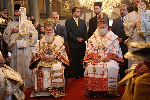 """""""Primul fără egali"""". Răspunsul Patriarhiei Ecumenice la Textul despre Primat al Patriarhiei Moscovei"""