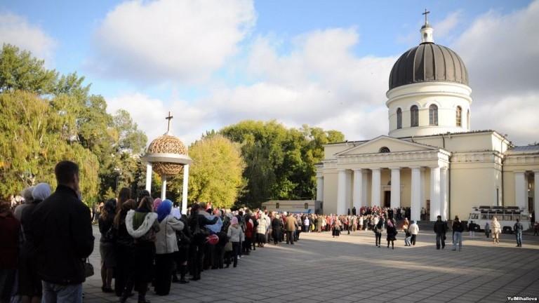 G. GRIGORIŢĂ – Die Orthodoxie in der Republik Moldau. Der aktuelle stand unter kanonischen gesichtspunkten (2015)