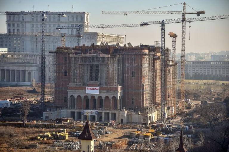 Doar 37,9% dintre lăcașurile de cult construite după 1989 în România aparţin Bisericii Ortodoxe Române