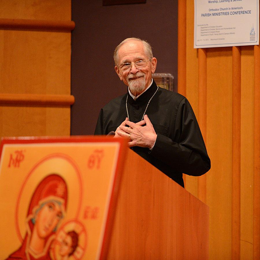 Pr. Thomas Hopko. Interpretarea canoanelor sinoadelor ecumenice