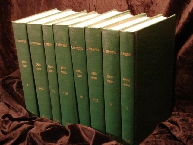 Patrologia Latina Migne in format digital
