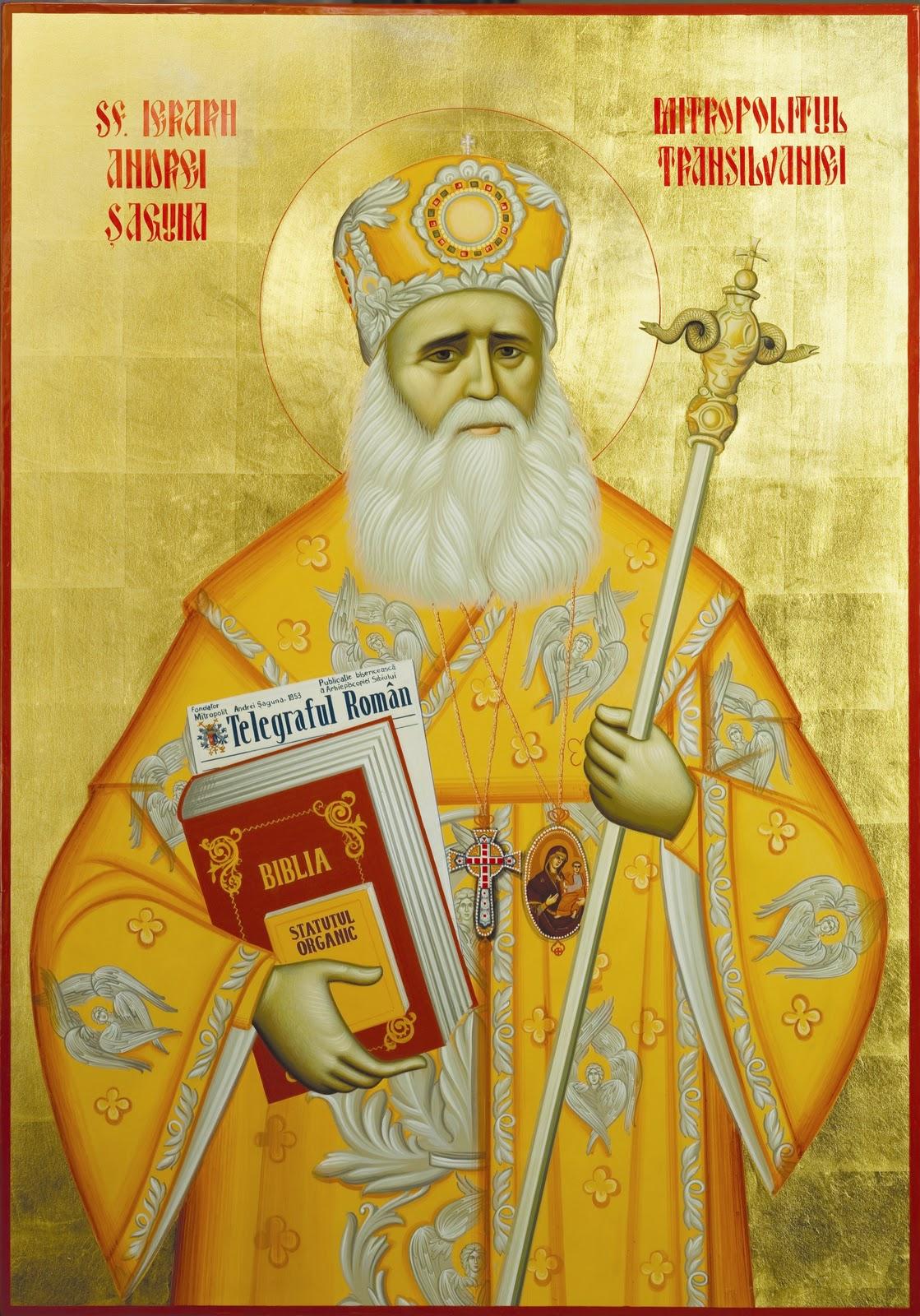 Personalitatea Mitropolitului-Canonist Andrei Șaguna și  lucrările sistematice de Drept Canonic